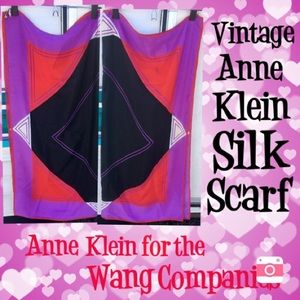 Anne Klein for the Wang Companies
